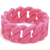 Bracelet maman Chewbeads Stanton Punchy Pink