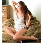 Pyjama grossesse, short et caraco