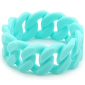 Bracelet maman Chewbeads Stanton Turquoise