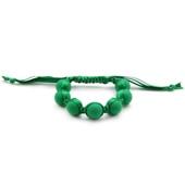 Bracelet maman Chewbeads Cornelia Emerald Green