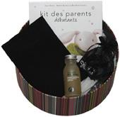 Coffret cadeau femme enceinte Acidulé