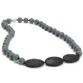 Collier maman Chewbeads Greenwich Stormy grey