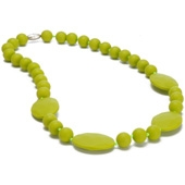 Collier maman Chewbeads Perry Chartreuse