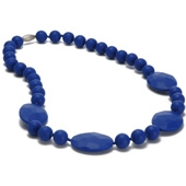 Collier maman Chewbeads Perry Cobalt