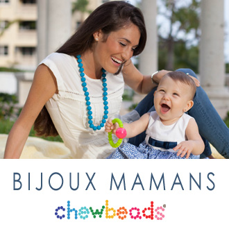 bijoux maman et bébé chewbeads