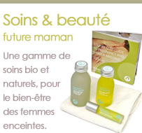 Soins naturels et bio femme enceinte