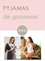 pyjama et chemise de nuit grossesse